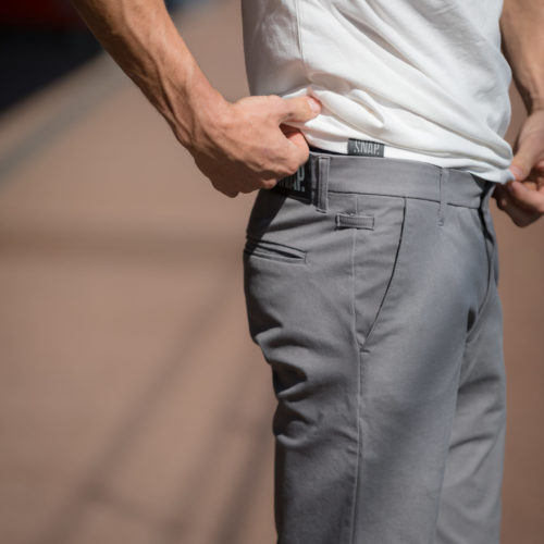short chino stretch