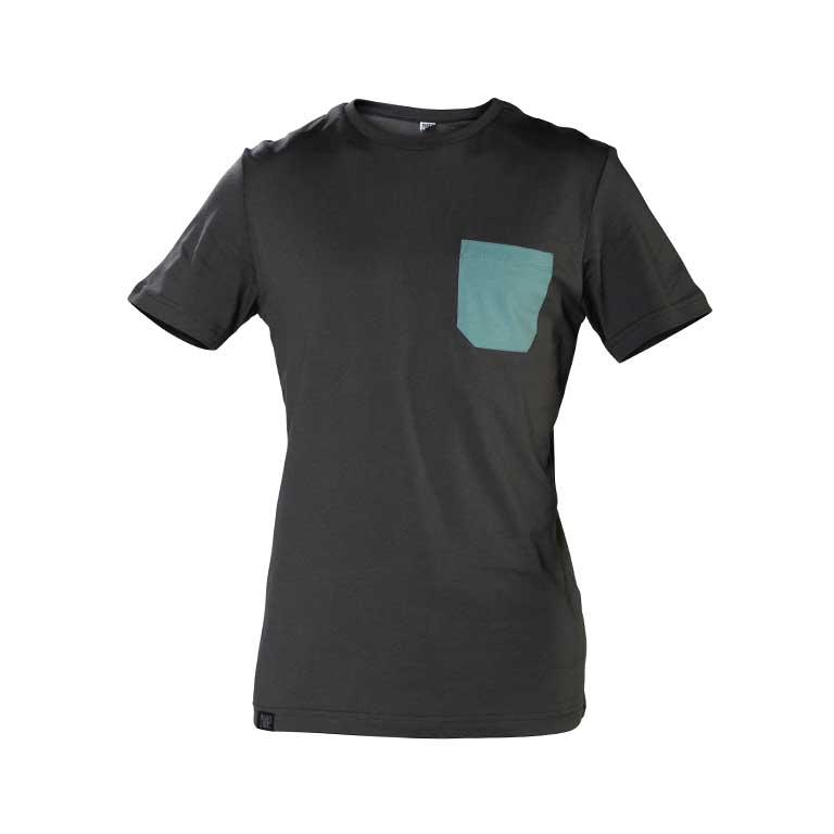 tshirt monochrome homme eco-friendly