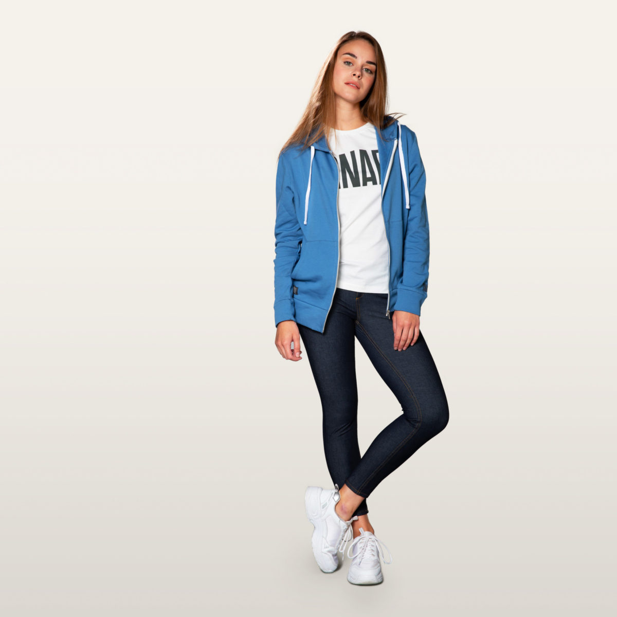hoody capuche ecolo femme