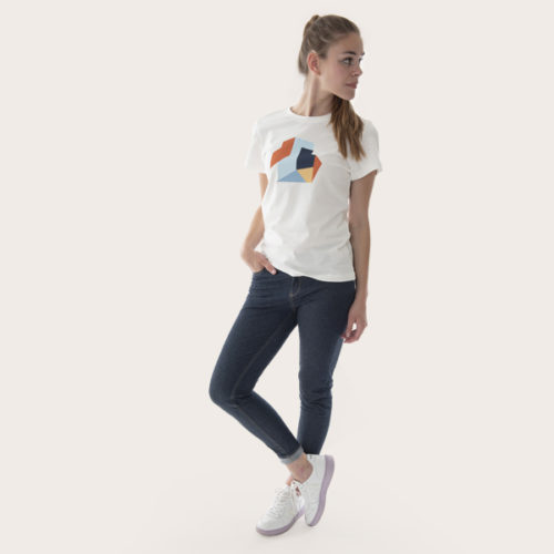 t-shirt dietrich collection femme