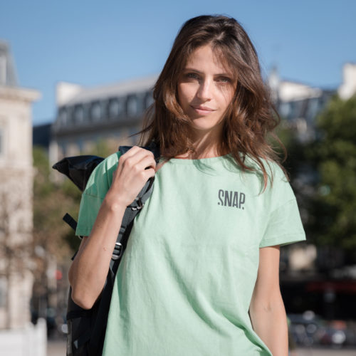 t-shirt en chanvre